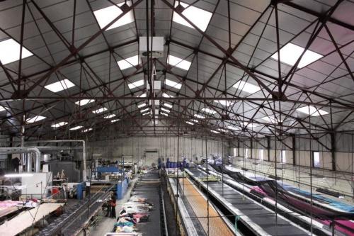 L'usine de Soieries Roger Cheval, une pépite de l'industrie textile à préserver