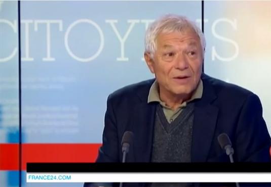 """Hollande n'est pas politiquement mort"", dit Denis Tillinac"