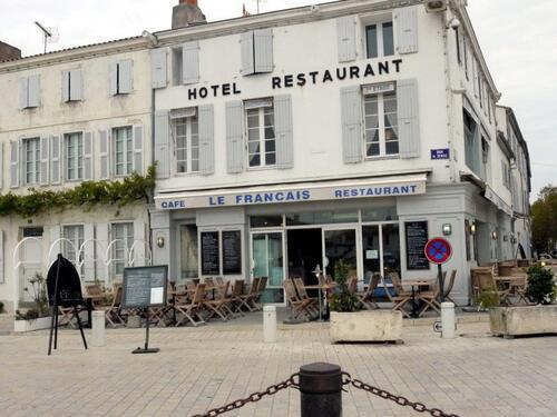 Hôtel restaurant le Français à la Flotte en Ré