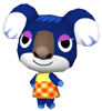 Calypso animal crossing wii