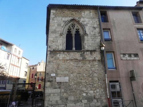Flânerie dans Narbonne en Hiver (photos)