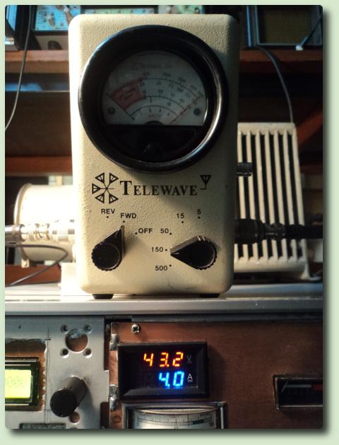 Emetteur AM PWM avec pilotage par DDS par F5MAF