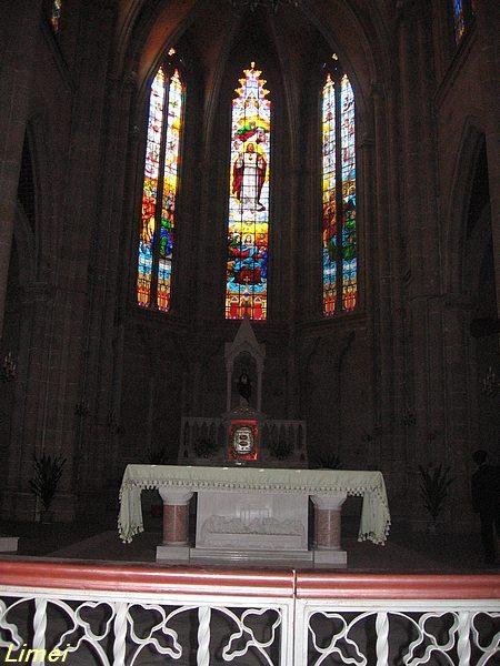 Cathédrale de Shizhi -Canton Guangzhou , Chine