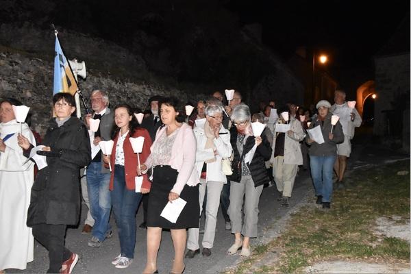Procession du 8 septembre