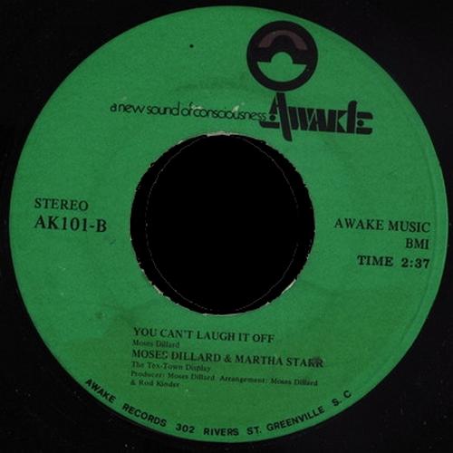 1972 : Single SP Shout Records S 248 [ US ]