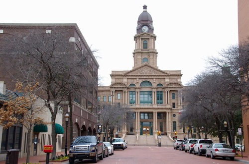 Jours 1-2-3 Houston, Fort Worth, Waco