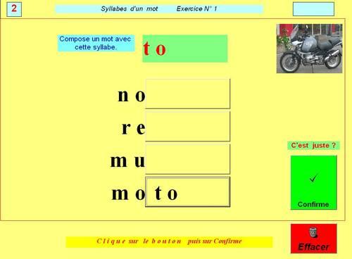 CHAMPION, un logiciel complet adapté ulis lecteurs débutants