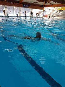 Rencontre de natation