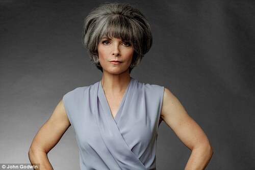 Why going grey is more fun with friends.