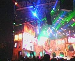 Les Enfoirés 2006 Halle Tony Garnier à Lyon
