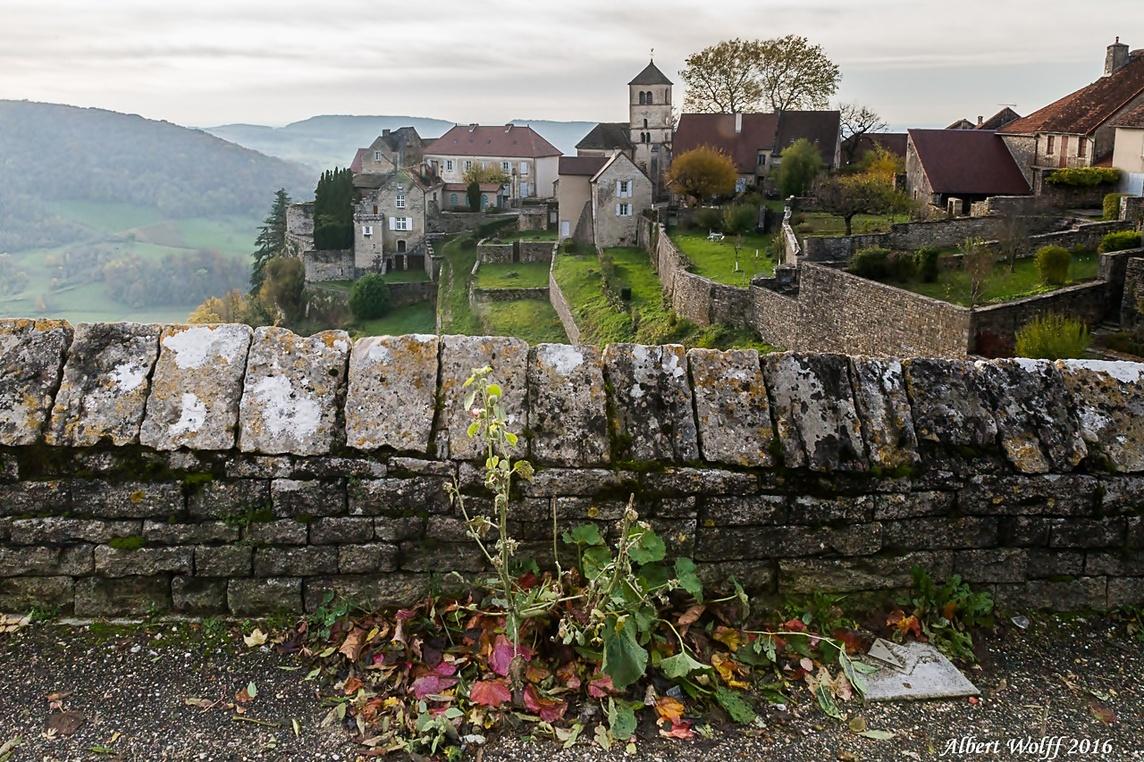 Vision automnale à Château-Chalon - Part 2