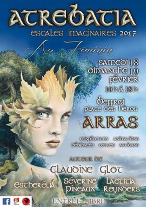 Les loisirs à Arras et ses environs week-ed 16 et 17 février.