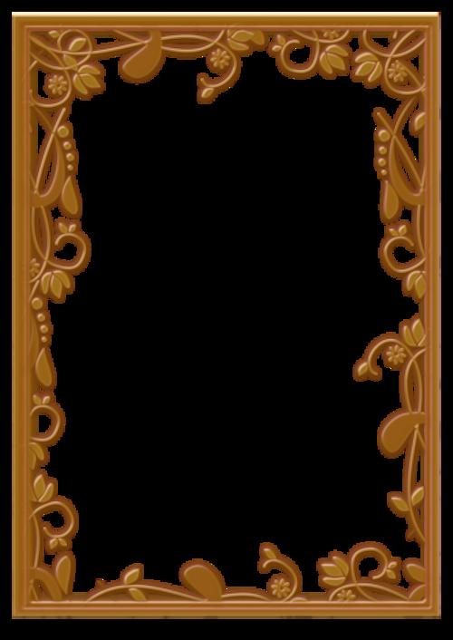 Cadres Rectangulaires ou Carrés Série 12