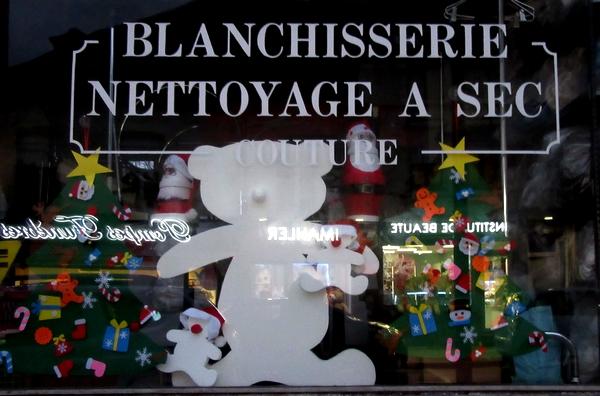 Les commerçants de Châtillon sur Seine ont magnifiquement décoré leurs vitrines !