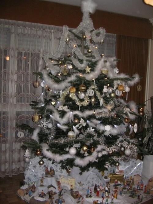 Les sapins de Noël