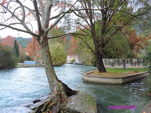 Fontaine de Vaucluse : mes photos page 2