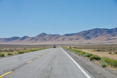 Jour 9 - la traversée du désert....
