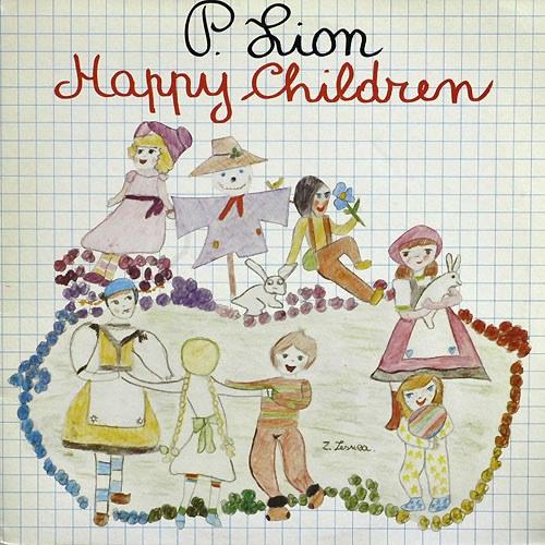 P. Lion - Happy Children (1983)