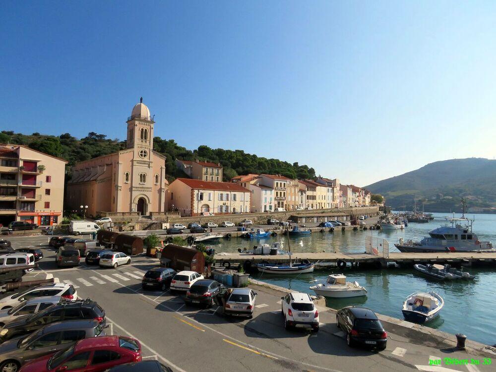 Port Vendres - Pyrénées Orientales