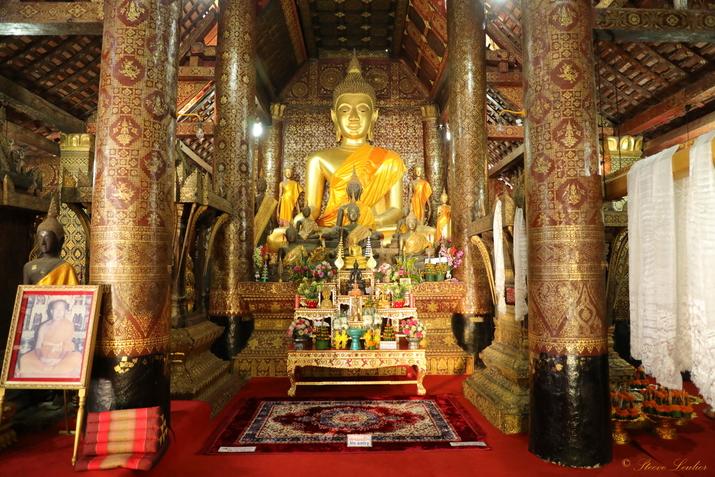 """Vat Xieng Thong le """"monastère de la cité d'or"""", Luang Prabang"""