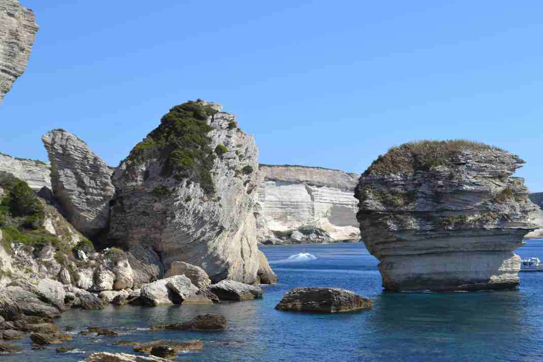 Allons flâner et admirer cette merveilleuse ville de Bonifacio (suite)
