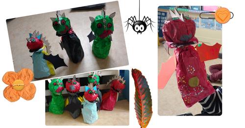 Au coeur de l'imaginaire : des princesses, des licornes, des dragons ...