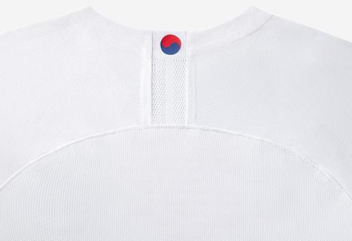 maillot exterieur Coree du Sud Coupe monde feminin 2019