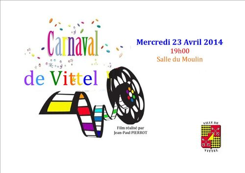 Projection du film de Carnaval !
