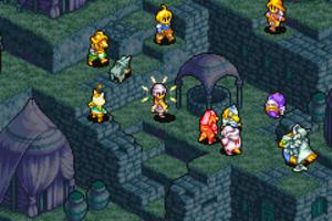 Final Fantasy Tactic Advance - Chapitre 8 - Anti-Loi