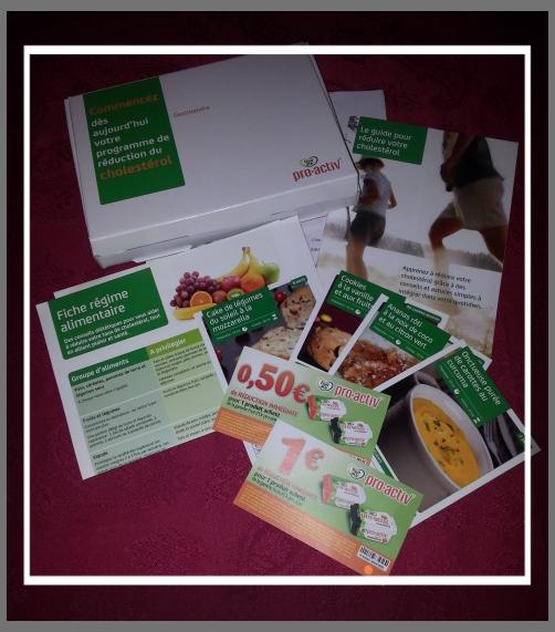 programme anti cholesterol