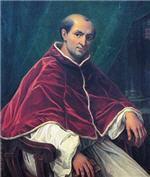 La pape Clément V en Avignon
