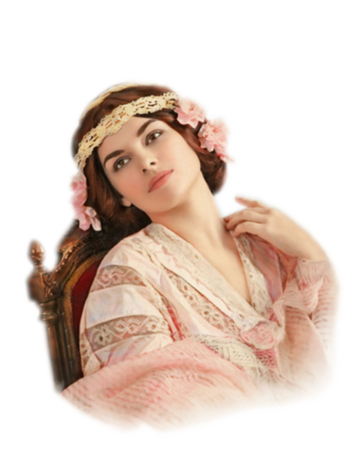 Femmes en Fleurs Série 29