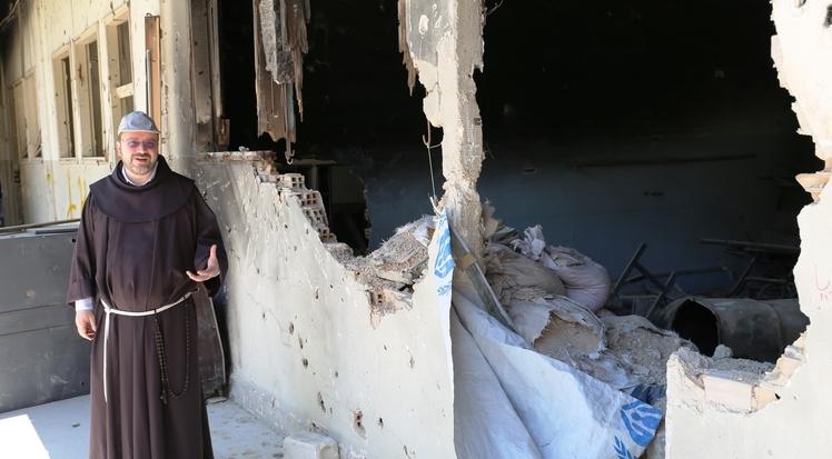 chrétiens Alep