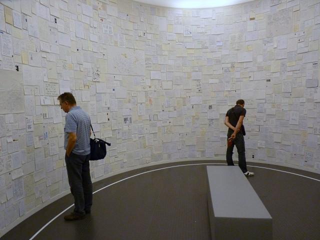CPM Metz Exposition ERRE - Marc de Metz 2011 12