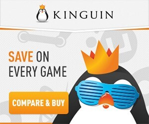 Kinguin - Save on Every Game 300x250