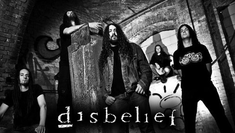 DISBELIEF - Heal!