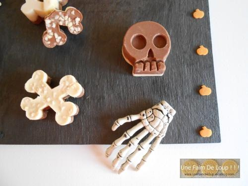 Les chocolats bigoût d'Halloween
