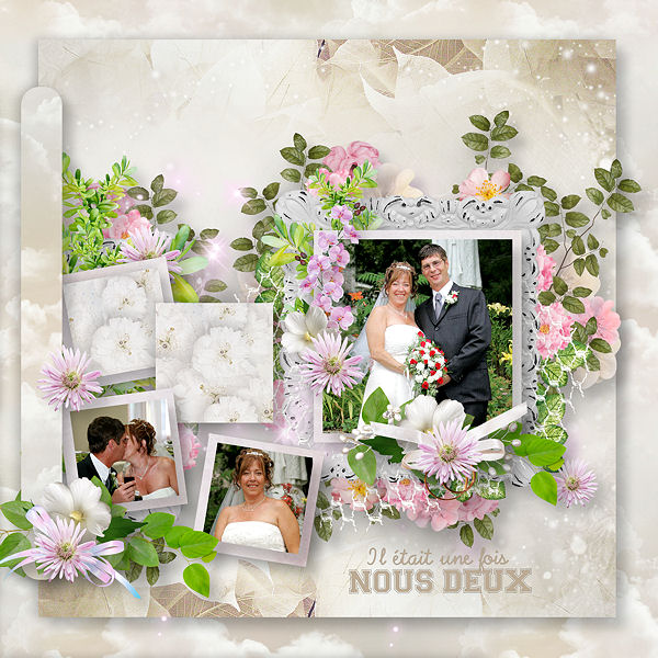 """Notre Mariage"" by Louise L"