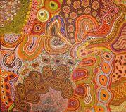 Art aborigène : productions des élèves