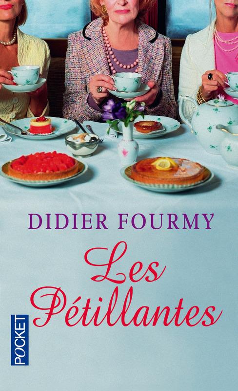 """Un livre amusant : """"Les Pétillantes""""..."""