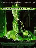 affiche Godzilla (1998)