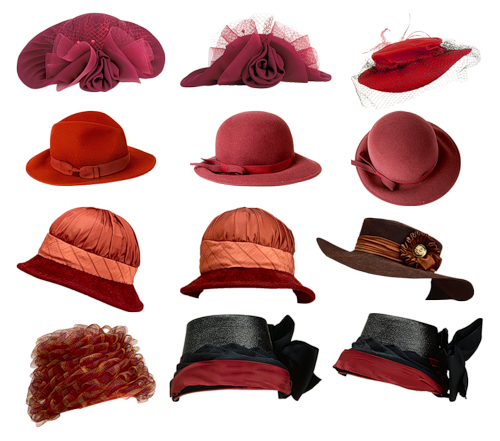 bonnets-chapeaux and co2