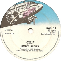 Jimmy Silver - Love Is