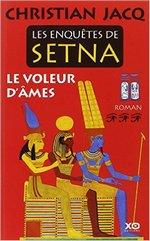 les enquêtes de Setna Tome 3