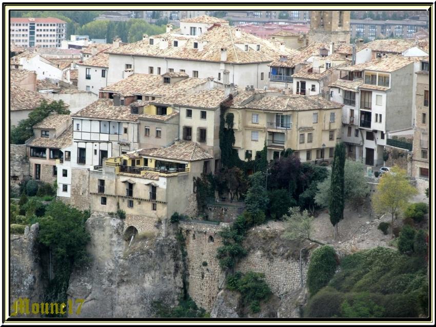 Suite de l'escapade espagnole, Cuenca