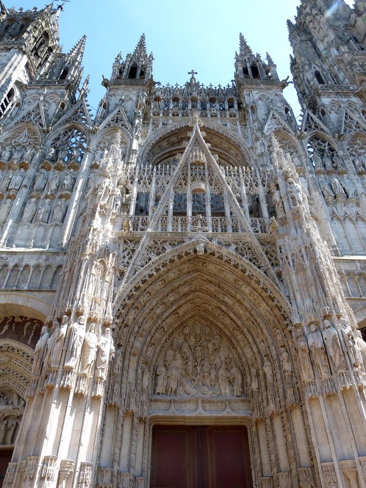Rouen et sa Notre Dame