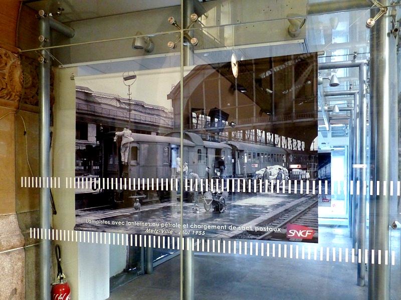 Metz / Piano Gare