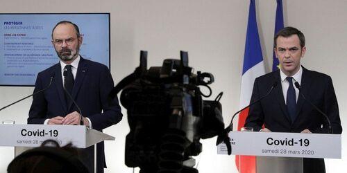 Encore  du  blabla,   après  Macron  c'  est  tout   le  gouvernement   qui  s'y  met !