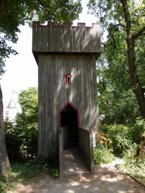 Le château du Rivau ( 2 )