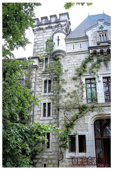 Le château des elfes